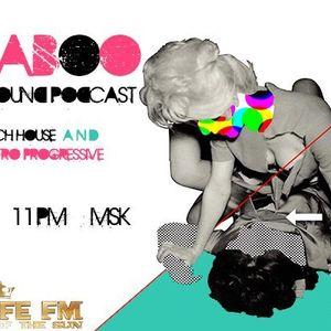 QUABOO - Playground Podcast #25 @Sunlife FM 30.03.2014