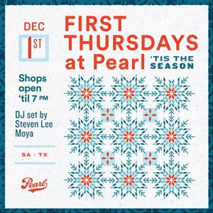 Steven Lee Moya Live: First Thursday Holiday Market