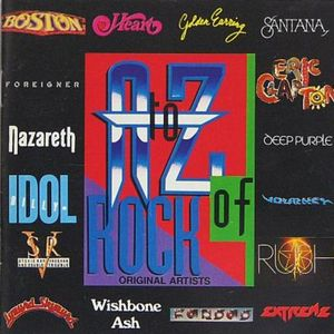 Crossfire Radio A-Z of Rock Relay, letters I, J & K