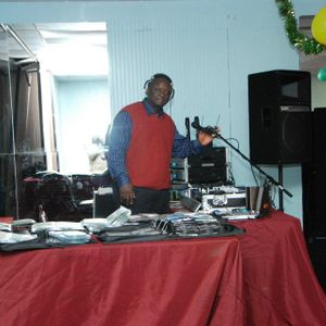 DJ JAMESMBOOB PODCAST 1
