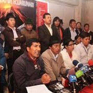 Reformas a la ley minera en Ecuador - Ojo de agua