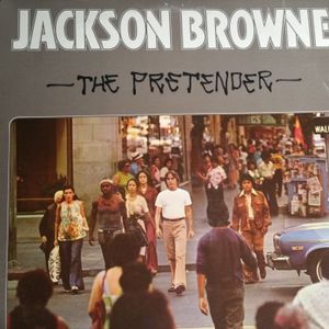djb playing - the pretender