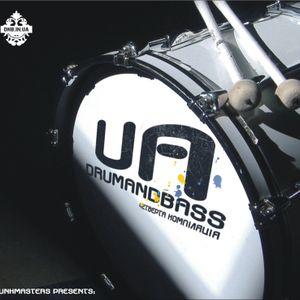 2007.06 Funk Masters presents: UA DRUMANDBASS vol.4