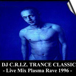 DJ C.R.I.Z. TRANCE CLASSIC LIVE MIX I+II (1996)