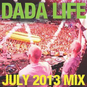 Dada Life - Dada Life Podcast July 2013