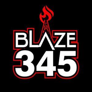 BLAZE 345 DJ MELLOHYPE VIBES INITIATIVE 12-15-15 2ND HALF