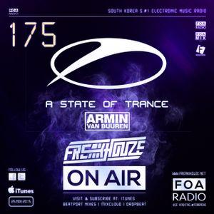 Freakhouze On Air 175 Mix by ● Armin Van Buuren