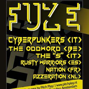"""ADE: FUZE Mixtape / The """"S"""" / 21.10.2012 (Paradiso, Amsterdam)"""