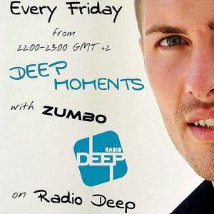 zumb0 - Deep Moments - Radio Deep - 04.04.2014