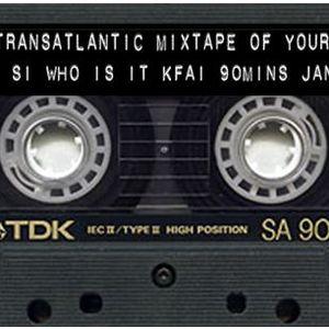 The Transatlantic Mixtape of Your Mind Series 4 Show 1