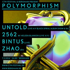 Polymorphism @ Berghain