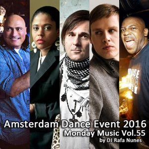 Monday Music vol 55 - Amsterdam Dance Event 2016