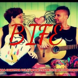 Programa#2 T120radio -Invitado Musical Bife 2015-05-21