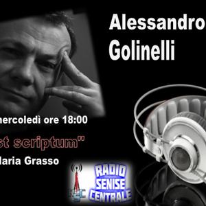 Radio Senise Centrale: Speciale Alessandro Golinelli puntata del 23 marzo