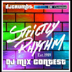 Strictly Rhythms Dj Mix Contest-djcruMbs Nervous Mix