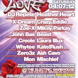 DJ-RePete Live Power Of Love 4.07.2012