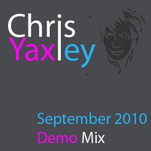 September 2010 Demo Mix