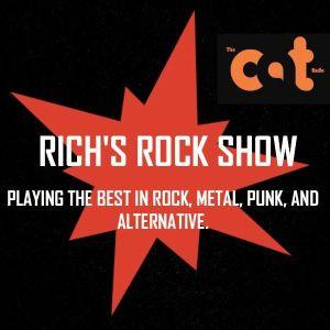Rich's Rock Show 22-10-12