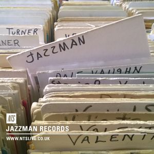 Jazzman Records on NTS - 020816