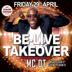 Be-Live Takeover Promo Mix