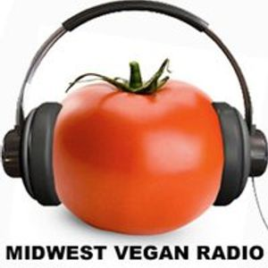 Discussing veganism ON AIR - in conversation with Midwest Vegan Radio