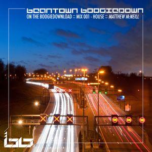 Beantown Boogiedown Podcast 001: Matthew McNeil