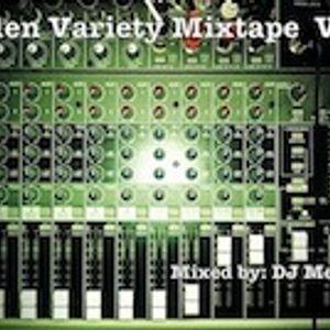 DJ MentPlus : Garden Variety Mixtape Vol. 1