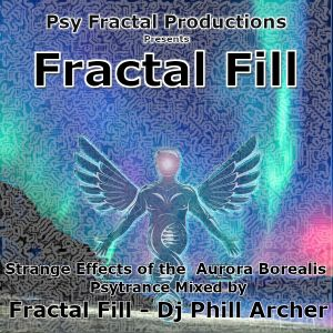 Strange Effects of the Aurora Borealis Mix - Psytrance Mixed By Fractal Fill
