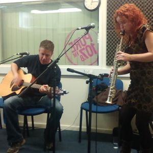 Roots & Fusion no.312, 11/2/15 John Fairhurst to Meshell Ndegeocello w/ Red Dirt Skinners in session