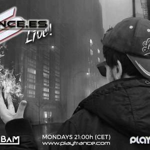 Gonzalo Bam pres. Trance.es Live 116