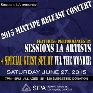 Field Recording 02 - The last Sessions @ SIPA Show - 6-27-2015