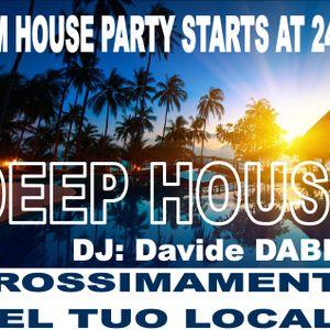 HOUSE DJ SET by Davide DABBY Speaker DJ 01 2015-08-21