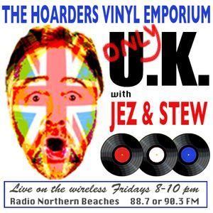The Hoarders' Vinyl Emporium 13 - 'UK'