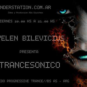Emitido en www.understation.com.ar Podcast Trancesonico035-16-10-2015-Mixed By Ayelen Bilevicius