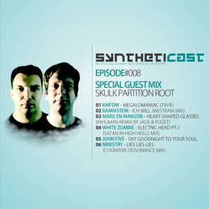 Syntheticast #008 - Special guest: Skulk