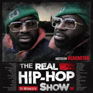DJ MODESTY - THE REAL HIP HOP SHOW N°230 (Hosted by BLACASTAN)