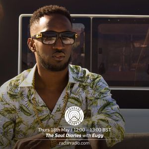 The Soul Diaries w/ Eugy - 18th May 2017