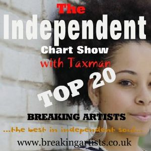 The Independent Chart Show. 25th March 2016 - TOP 20 EDIT