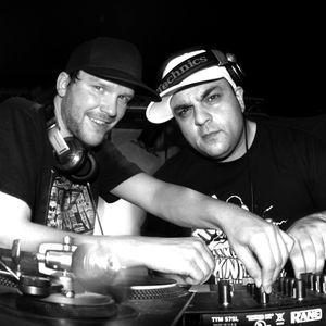 Mioki DJ Team live at Spin Radio Praha