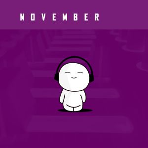 November (Most Polular Tracks Trance)