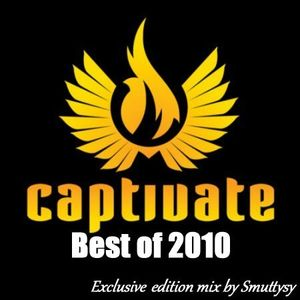 Captivte - Best of 2010 (Mixed by Smuttysy)