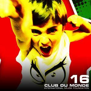 Club du Monde #16B . 24/04/2010
