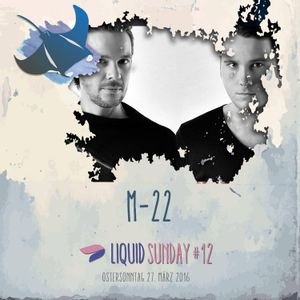 M-22 @ Liquid Sunday #12 - 27.03.16