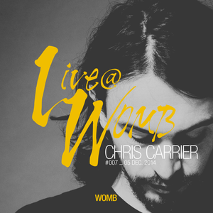 Live at WOMB #007 - Chris Carrier - 5th Dec 2014