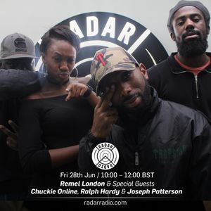 RateMePlz with special Chuckie Online, Ralph Hardy & Joseph Patterson