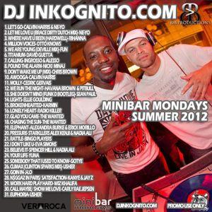 Minibar Summer 2012 Mix