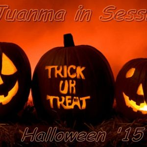Juanma in Session Halloween '15