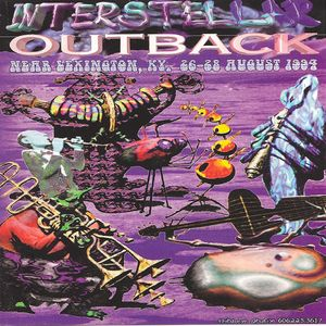 Old Tracks - 1.8.7 - Jungleman - Interstellar Outback CD  (1994)