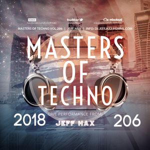 Masters Of Techno Vol.206 by Jeff Hax