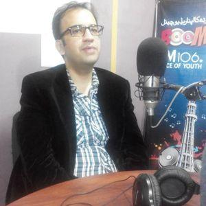 Muneeb Farooq Interview